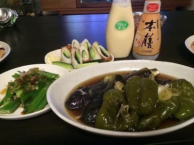 採れた野菜料理.jpg